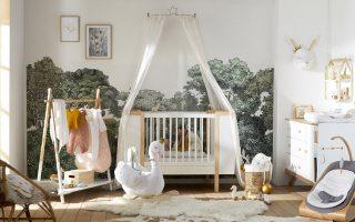 Comment donner à la chambre de bébé un style cosy ?