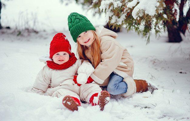 Comment habiller un enfant pour l'hiver ?