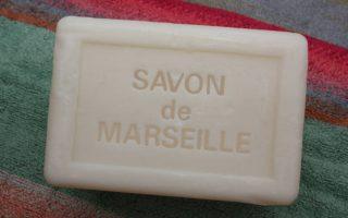 5 raisons d'utiliser le savon de Marseille ou d'Alep